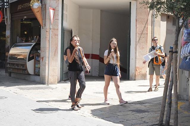 El veranillo de San Miguel también dejará temperaturas muy altas en Baleares (Foto: Lluis FGM)
