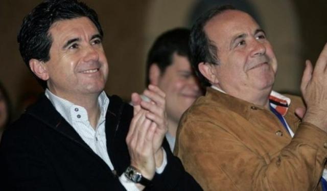 Matas y Rodríguez (Foto: Archivo)