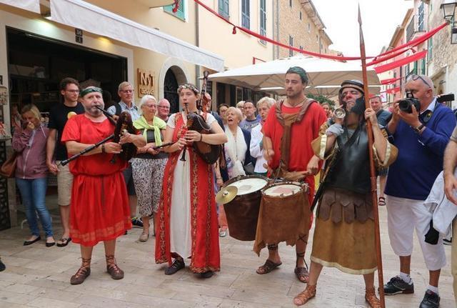 Los romanos no faltarán a la cita (Foto: AJ. Alcúdia)