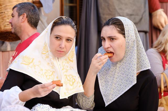Un evento envuelto de tradición (Foto: Aj Llucmajor)