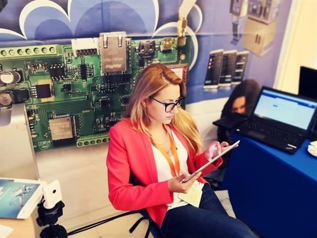 Victoria Marinova, la periodista búlgara asesinada. Estaba investigando la inversión de fondos europeos (Foto: Facebook)