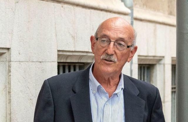 El que fuera jefe de la Policía Judicial de Baleares, ya jubilado, Antoni Cerdà