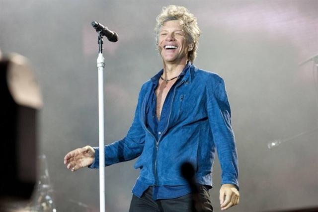 Jon Bon Jovi (Foto: Europa Press)