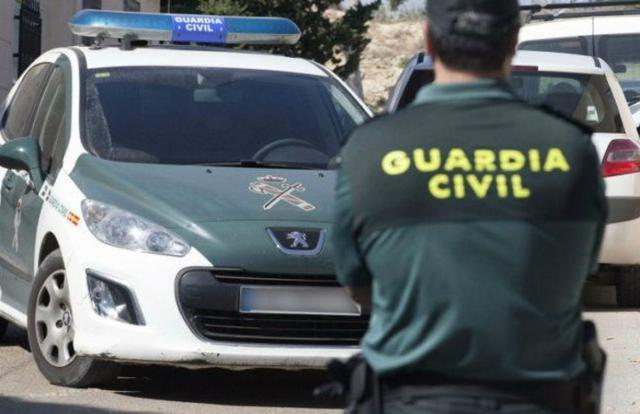 Agentes de la Guardia Civil (Archivo)
