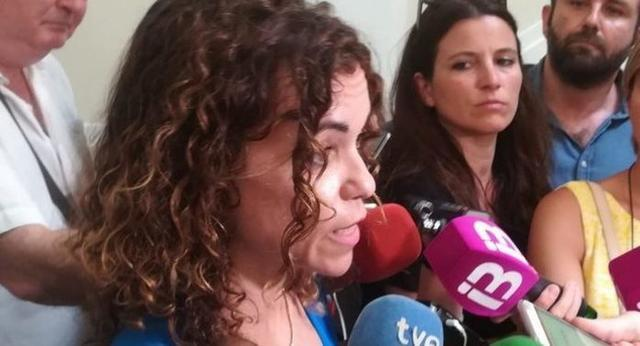La delegada del Gobierno, Rosario Sánchez (Foto: Archivo)