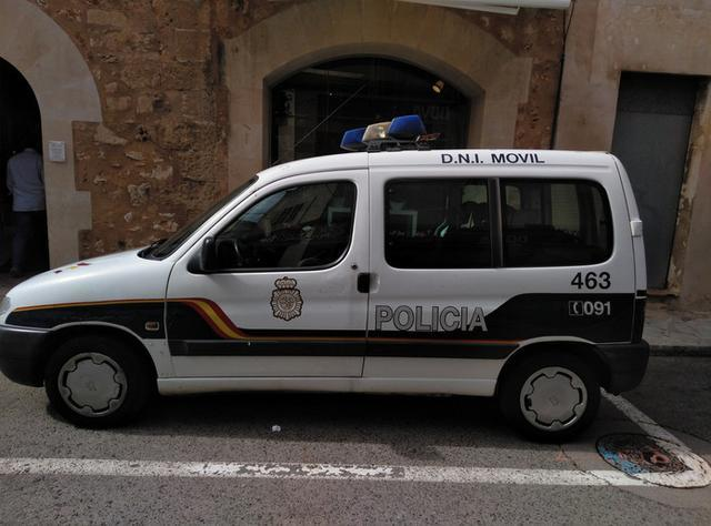 Unidad móvil (Foto: CNP)
