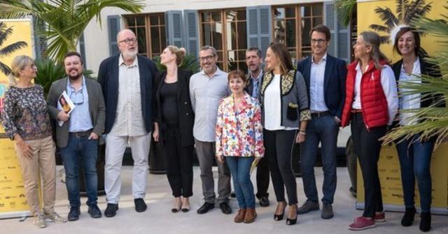 Foto de familia tomada en la presentación de la pasada edición (Foto: Twitter Evolution)