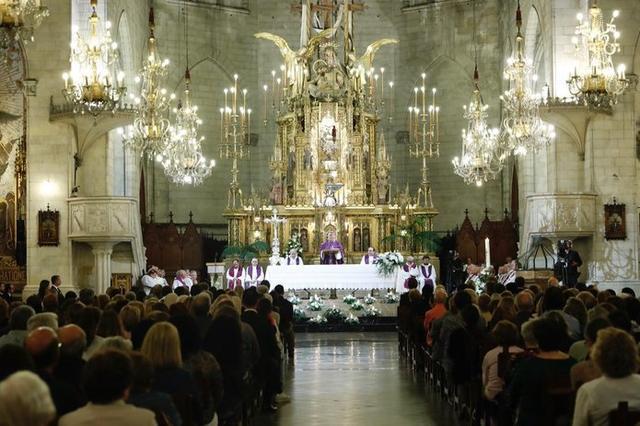 Más de mil personas han asistido al funeral (Foto: Casa Real)