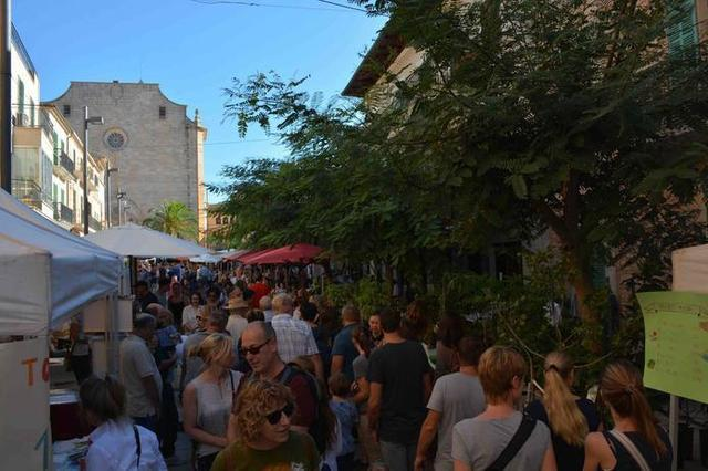 Las calles de Santanyí se llenarán de gente llegada desde todos los puntos de la Isla (Foto: Facebook AJ Santanyí)