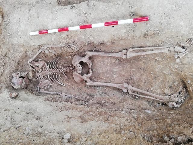 La mujer fue asesinada en Ses Planas cuando tenía 50 años y enterrada el 2 de octubre de 1936 (Foto: CAIB)