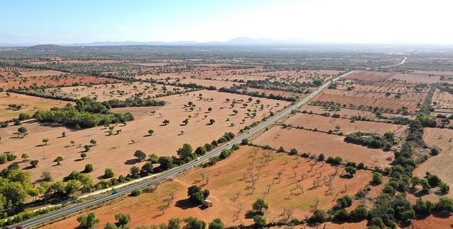 El colectivo ha obtenido, mediante un dron, un total de 350 imágenes (Foto: Terraferida)