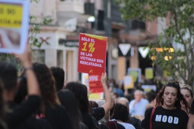 La comitiva partió desde la Plaza España (Foto: Movimiento A21)