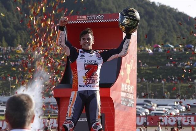 El catalán, campeón del mundo por séptima vez