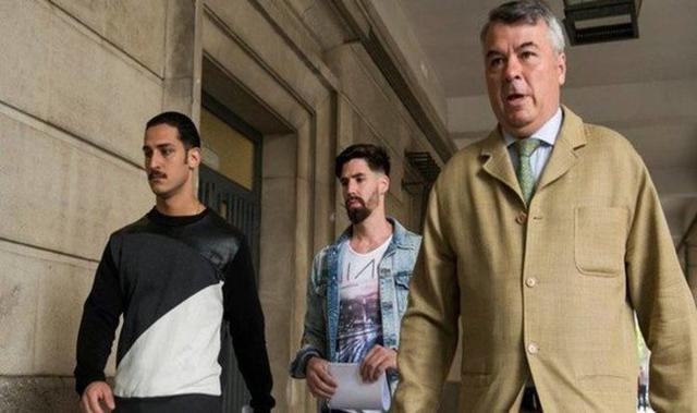 Los cinco condenados quedaron en libertad el 22 de junio del pasado año tras abonar cada uno una fianza de 6.000 euros