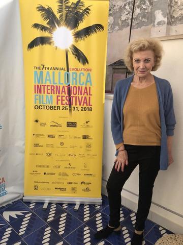 marisa paredes en el evolution film festival mallorca