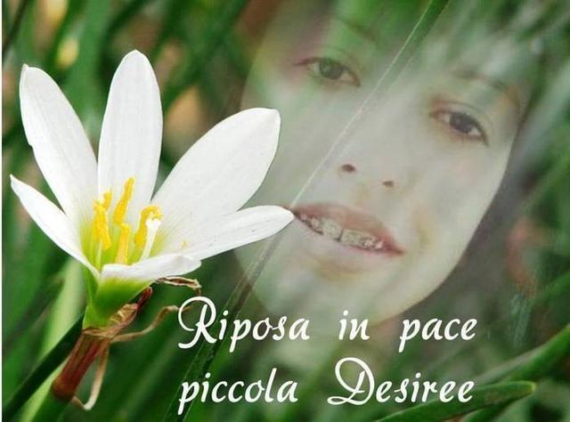 La adolescente Desiree Marionttini venía de una familia desestructurada y era adicta a las drogas
