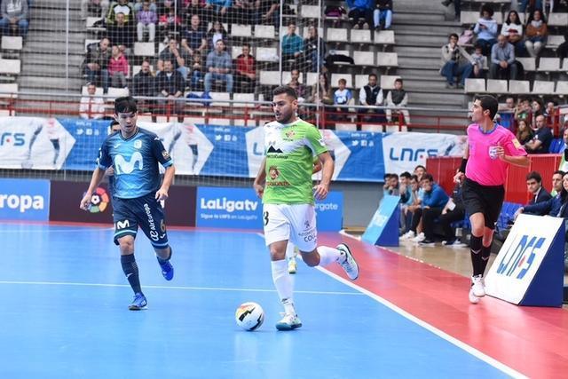 El triunfo afianza a los de Vadillo en la zona alta (Foto: Palma Futsal)