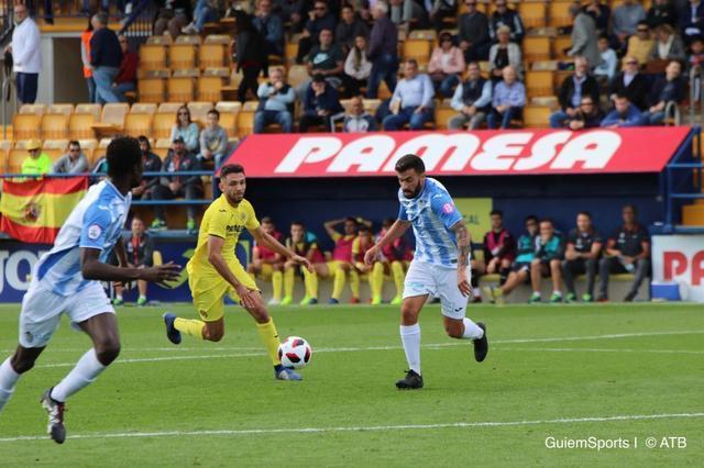 Los de Manix se adelantaron en el marcador con el gol de Samuel (Foto: ATB)