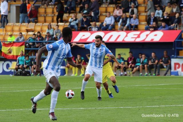 Atlético Baleares frente al Villarreal