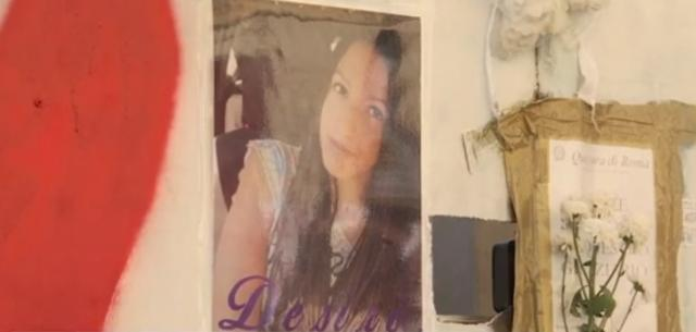 Desiree marinotti fachada donde murio drogada y violada