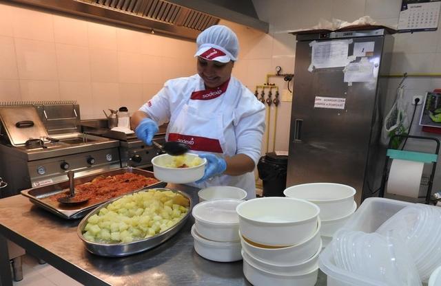 Con esta prestación, se proporcionará una dieta adecuada a las necesidades de cada persona (Foto: Aj Calvià)