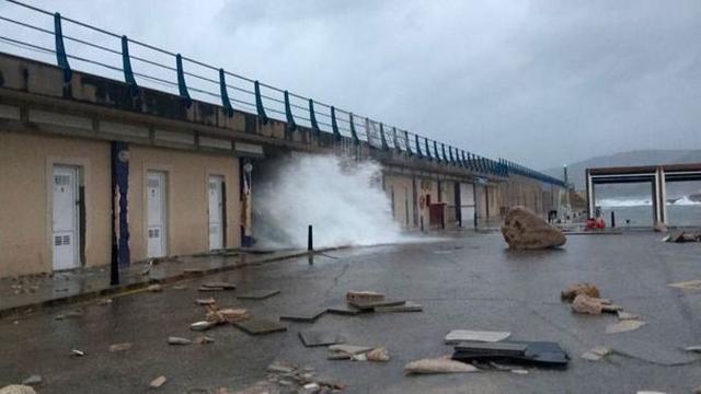 El Port de Ciutadella ha sido cerrado