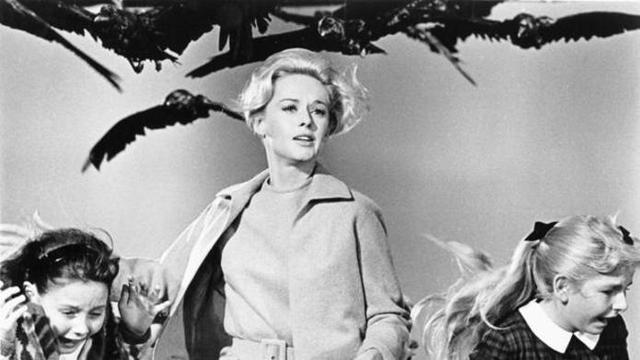 """Hedren sufrió el carácter de Hitchcock durante el rodaje de """"Los Pájaros"""""""