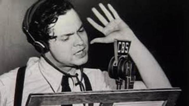 El multidisciplinar Orson Welles