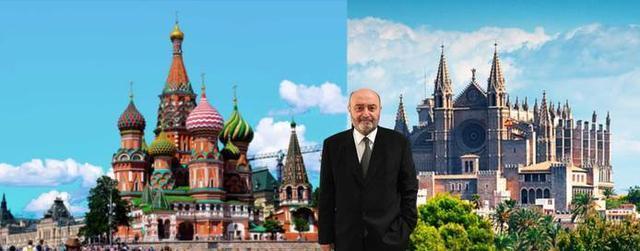 El cónsul honorario de Rusia en Balears, Sebastià Roig i Montserrat (Foto: rusiaenbaleares.com)