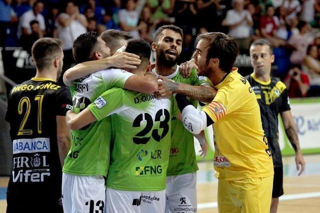 Quintela y Joao regresan al Palau (Foto: Palma Futsal)