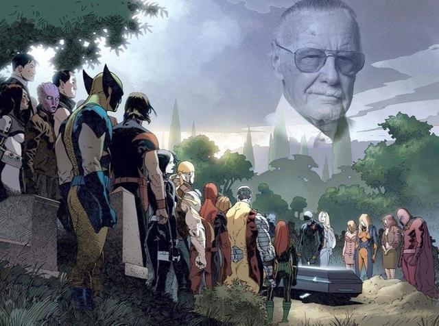 El mundo del cómic está de luto