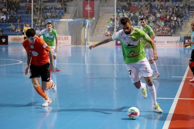 Son Moix se ha convertido en un fortín inexpugnable (Foto: Palma Futsal)