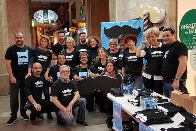 También colaboran 'Tijeras en Acción' y unas 25 peluquerías de Palma y la Part Forana (Foto: Facebook)
