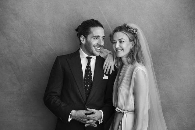 El matrimonio Torretta - Ortega