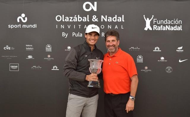 El tenista y el golfista