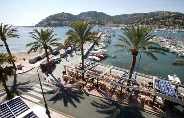 El Port d´Andratx dispone de múltiples terrazas