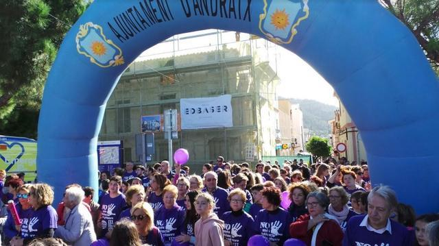Andratx III Marcha Solidaria