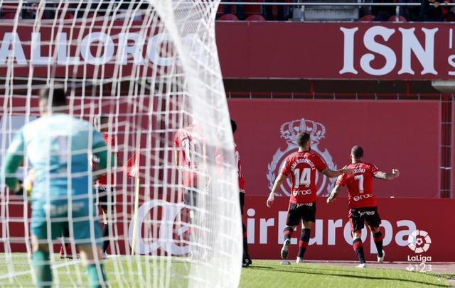 Mallorca contra Numancia los de Moreno han sufrido