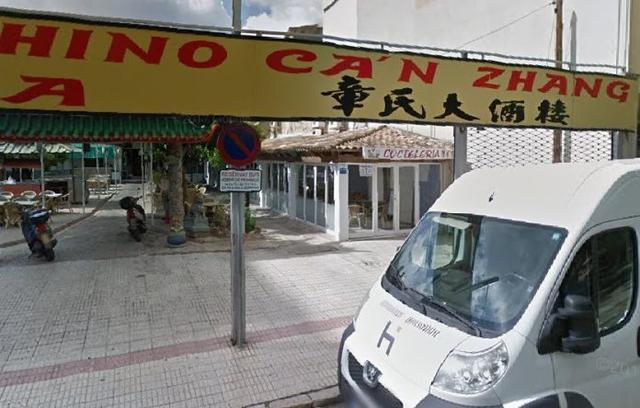 Salud cerró el restaurante Can Zang de Inca el pasado viernes (Google Maps)