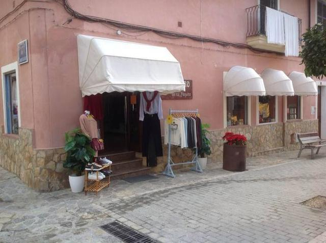 Exterior de Es Ropero de na Paquita (Foto: Facebook)