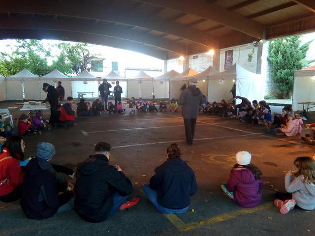 La técnica de Ciutat Educadora y organizadora del evento, Maria del Mar Navarro