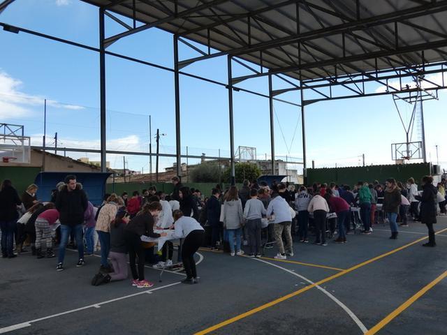 El Poliesportiu albergará diversas actividades