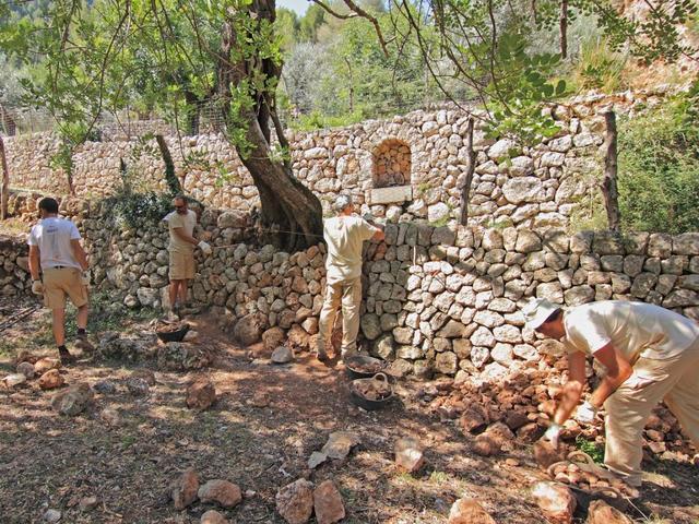 Pedra en Sec UNESCO