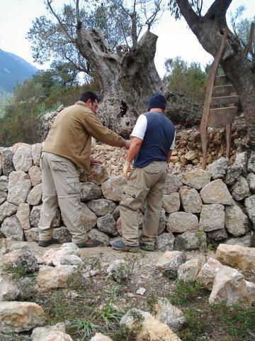 Pedra en Sec margers
