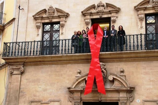El Día Mundial del SIDA tiene lugar el 1 de diciembre (Foto: Cort)