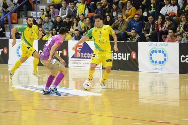 Los insulares no han podido conservar su gol de renta (Foto: Palma Futsal)