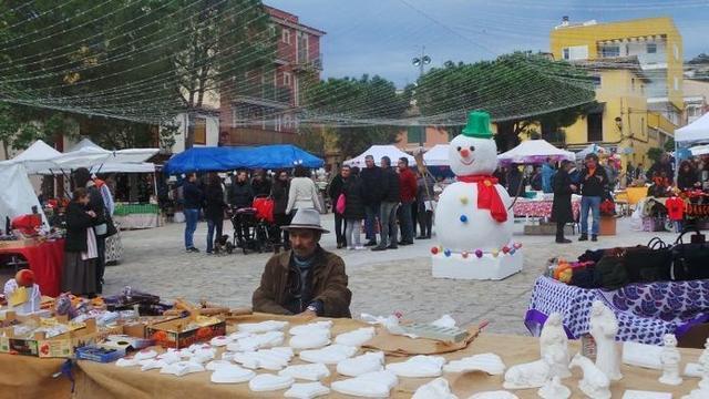 El espíritu navideño invadirá las calles del municipio (Foto: Ayto Andratx)