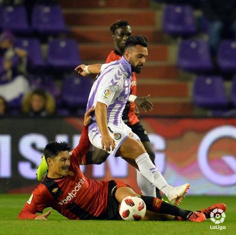 Real Mallorca Valladolid 2-1