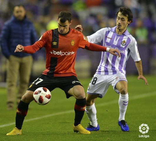 Real Mallorca-Valladolid