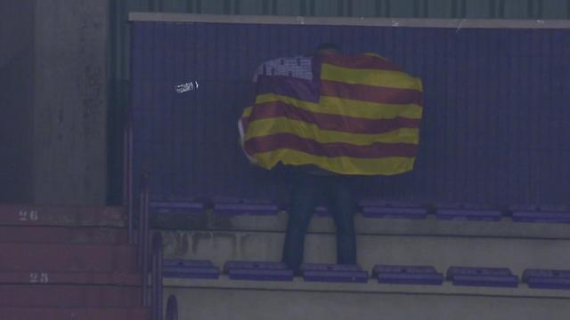 Real Mallorca solo un seguidor ante el Valladolid